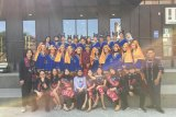Mahasiswa UI meraih juara umum festival tari di Perancis