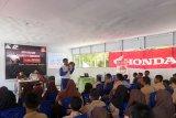 Honda edukasi 'Cari_Aman' demi kecerdasan bangsa di SMP Negeri 14 Palu