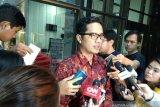 KPK tahan Umar Ritonga tersangka suap proyek  Labuhanbatu
