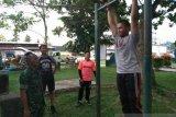 Satgas TMMD bina pemuda Pangkalan Kuras yang bercita-cita menjadi prajurit TNI