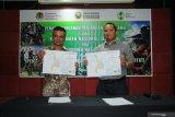 BNF-Taman Nasional Sebangau jalin kerja sama konservasi hayati