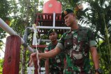 Datgas Yonif 328/DGH bantu atasi kesulitan air bersih di Yetti