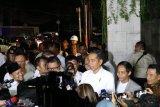 Tim Kampanye Nasional Jokowi-Ma'ruf resmi dibubarkan