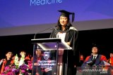 Mahasiswa UI wakili wisudawan di University of Queensland