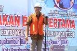 Payakumbuh mulai pembangunan mega proyek di Tanjung Pauh