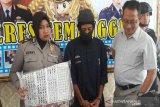 Pejudi togel daring di Temanggung diringkus polisi