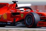 Dua pebalap Ferrari kuasai sesi FP1 GP Jerman