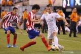 Atletico permalukan Real Madrid 7-3 dalam laga persahabatan