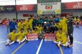 Tim pra-PON Lampung juarai turnamen futsal tingkat ASEAN di Padang