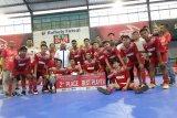 Tim pra PON Lampung juarai turnamen Rafhely Specs Cup IX 2019