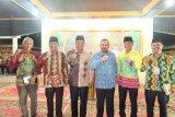 Halal bihalal bersama Gubernur Kalsel, Bupati Inhil apresiasi eksistensi masyarakat Suku Banjar