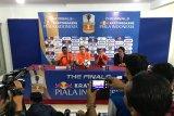 Persija berjanji tak cuma main bertahan di Stadion Mattoanging
