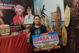 Tampilkan ikan asin , Mentawai juarai lomba pameran PKK tingkat nasional