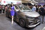 Suzuki Ertiga  berbahan bakar gas di India