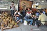 Kedai Kopi tawarkan makan durian sepuasnya