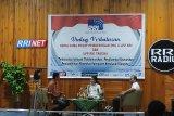 ANTARA kerja sama RRI dialog perbatasan live secara nasional