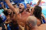 Italia juara dunia polo air putra setelah kalahkan Spanyol 10-5