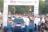 Ryan Nirwan  optimistis juara Kejurnas Rally di Sumut