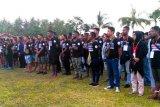 105 mahasiswa Fekon Uncen KKN di enam kampung Distrik Warsa Biak Numfor