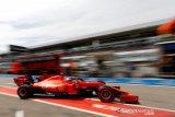 Ferrari tercepat di seluruh sesi latihan GP Jerman