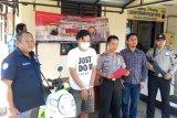Seorang pria asal Pangandaran ini  terancam hukuman lima tahun penjara