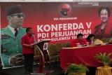 Ketua DPD PDIP Sultra Abu Hasan akan belajar dari Hugua