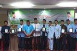 Dua kepala daerah Kepri raih penghargaan tokoh peduli remaja masjid