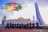 Klub Lari Bimatarung Runners Palu menjajal Teluk Kendari