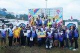 Sukses ganda Lamandau di ArcheryCompetition Games 2019