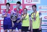 Praveen/Melati kalah atas ganda campuran China Wang/Huang