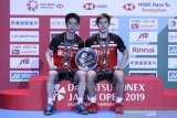 Marcus/Kevin juara Japan Open 2019
