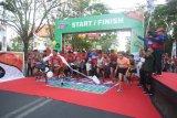 Sulsel Culture Run 2019 ramaikan jalanan kota Makassar