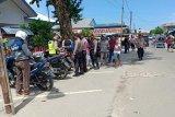 Polisi lakukan penertiban lalu lintas sejumlah titik