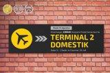 Penerbangan rute domestik Citilink  pindah sementara ke Terminal 2
