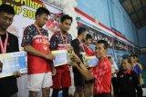 Turnamen badminton Kapolda Cup Open 2019 hasilkan bibit baru