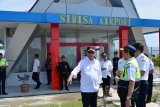 Landasan pacu Bandara Sibisa diperpanjang dukung KSPN