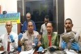 Polisi tangkap warga PNG pemasok ganja