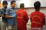 Pengepul dan pemburu organ satwa dilindungi ditangkap polisi