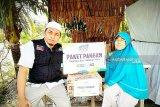 Paket pangan ACT menyapa warga Jalan Garuda Pekanbaru