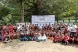 Balai TNBBS dan WCS-Sumatran Tiger Project gelar kampanye