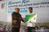 Selama tiga bulan, Iuran kepesertaan sosial ketenagakerjaan nelayan Demak dijamin
