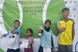 Petenis junior Musi Banyuasin berjaya di Turnamen  MedcoEnergi
