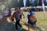 Ulang tahun ke-16, siswa SMA California mengamuk tembaki teman-temannya