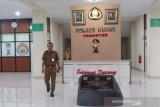 Sekda Kabupaten Kudus diperiksa penyidik KPK di Polres Kudus