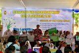 Yogyakarta mendeklarasikan gerakan 200 bank sampah sekolah