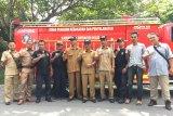 Damkar Inhil catat 13 kasus kebakaran sepanjang Juli 2019
