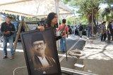 Gubernur dan Wagub Sulsel doakan almarhum Ichsan Yasin Limpo