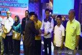 KPU Barito Utara tetapkan 25 anggota DPRD terpilih