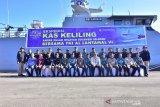 BI Sulsel bersama Lantamal VI lepas ekspedisi layanan kas di pulau 3T