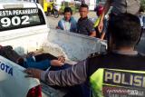 (VIDEO) - Seorang pria jadi korban tabrak lari di Jalan Sisingamangaraja Pekanbaru